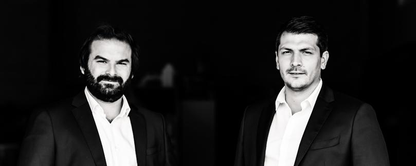 Anthony Balester et Jean-Marc Trinquier, cofondateurs de Vassiléo Crédit : Vassiléo